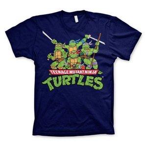 Teenage Mutant Ninja Turtles Retro Logo T-shirt