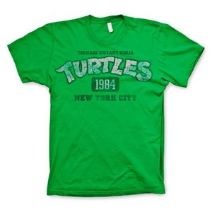 Teenage Mutant Ninja Turtles New York 1984 T-shirt