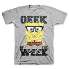 Spongebob T-shirt Geek of the week