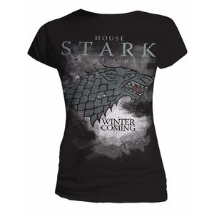 Game of Thrones shop Dames T-shirt House Stark