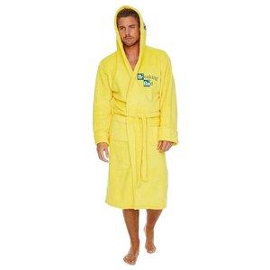 Breaking Bad Badjas - Cook Suit Geel