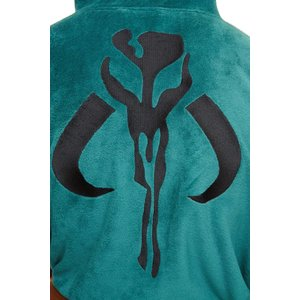 Star Wars Boba Fett badjas in fleece