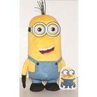Despicable Me Minion Knuffel Kevin 25 cm