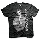 Macgyver T-shirt (zwart)