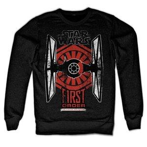 Star Wars Episode 7 trui First Order TIE Fighter (zwart)