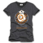 Star Wars Episode 7 T-shirt BB-8 droid (Donkergrijs)