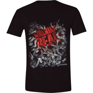The Walking Dead T-shirt Walker Horde