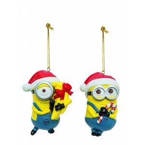 Despicable Me Minion kerstballen Set van 2