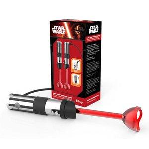 Star Wars Staafmixer Darth Vader Lighstaber (Rood)