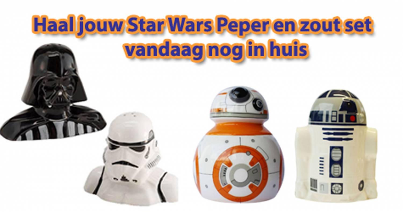 Star Wars peper en zout set kopen?