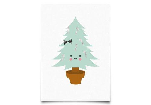 Eef Lillemor Happy Tree