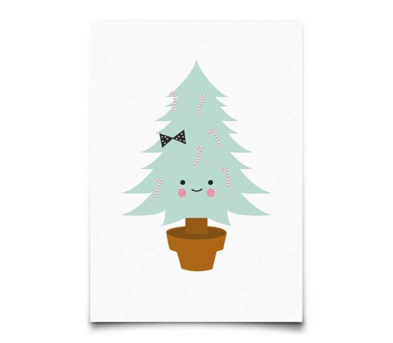 Kaart : Happy Tree