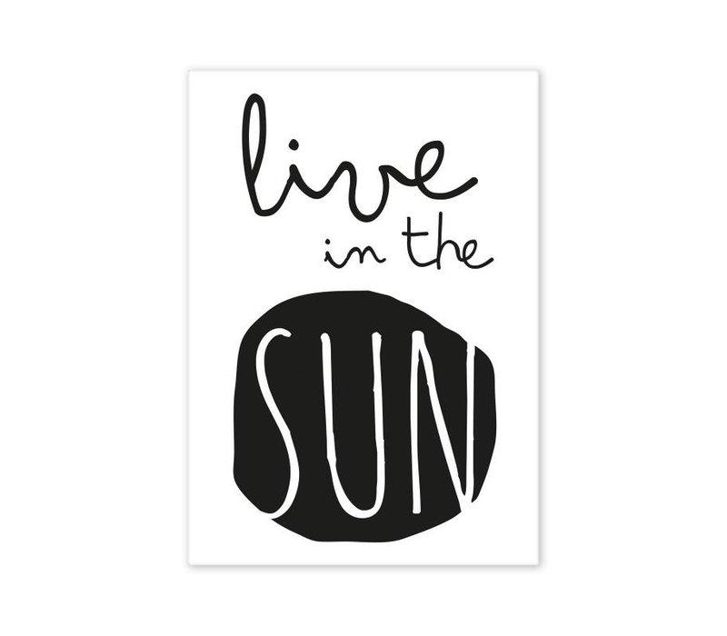 Postcard Live in the Sun