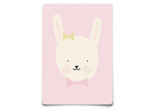 Eef Lillemor Miss Bunny Kaart