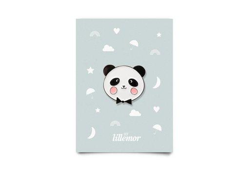 Eef Lillemor animal pin - adorable panda
