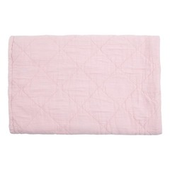 Rose in April quilt alma - light pink