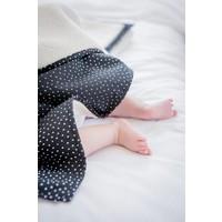 baby soft teddy deken - perfect hearts
