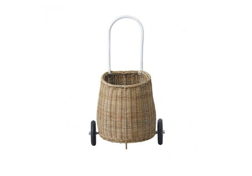 Olli Ella  luggy basket - natural