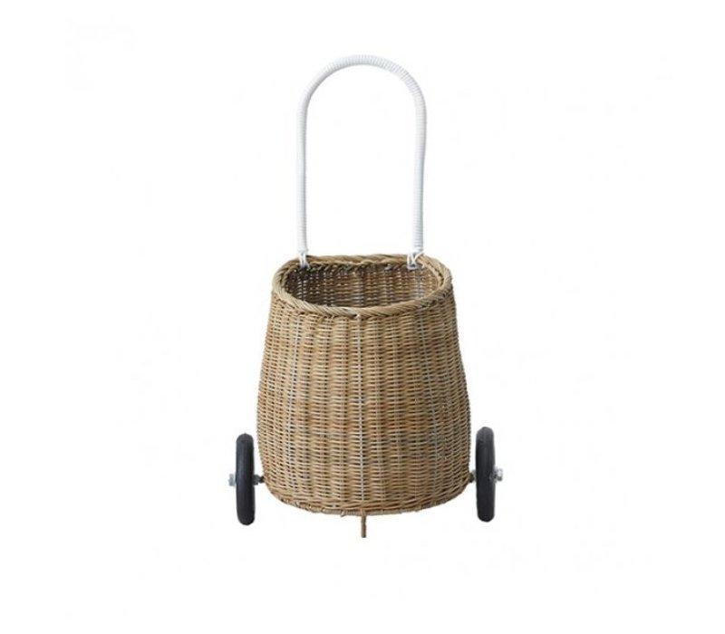luggy basket - natural