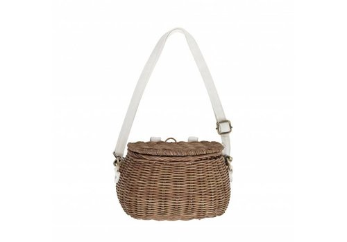 Olli Ella  bag  mini chari - natural