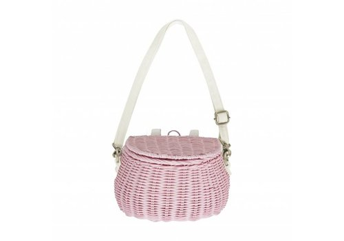 Olli Ella  bag mini chari - pink