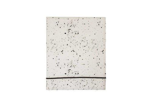 Mies & Co ledikantlaken - cot galaxy offwhite 110x140
