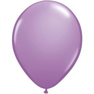 Rundballon lavendel - 30 cm - 100 Stück