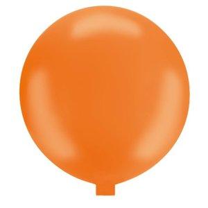 Riesenballon - 80 cm - orange - 1 Stück