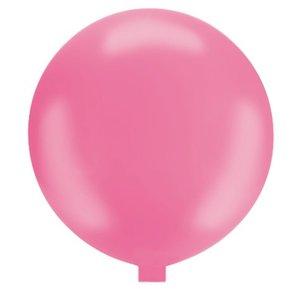 Riesenballon - 80 cm - rosa - 1 Stück