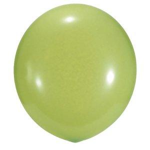 Riesenballon - 80 cm - hellgrün- 1 Stück