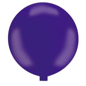 Riesenballon - 150 cm - violett - 1 Stück