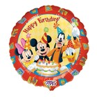 Happy Birthday Micky & Friends