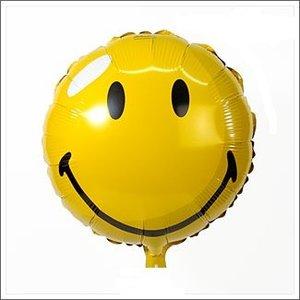 Folienballon Big Smile
