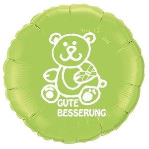 """Folienballon """"Gute Besserung Bär"""""""