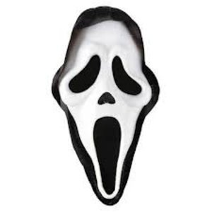 Scream Ghost Face