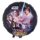 Singender Ballon Star Wars