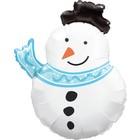 Snowtime Snowman