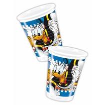 Donald Duck Bekers 200ml 8 stuks