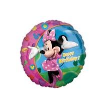 Minnie Mouse Helium Ballon Birthday 43cm leeg