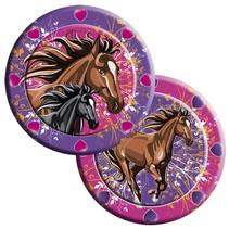 Paarden Borden 23cm 8 stuks