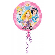 Disney Prinsessen Helium Ballon 43cm leeg