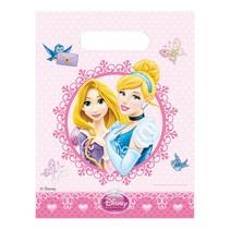 Disney Prinsessen Uitdeelzakjes 6 stuks