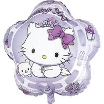 Charmmy Kitty Helium Ballon XL 75cm leeg