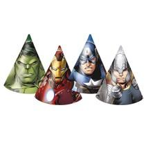 Avengers Hoedjes 6 stuks