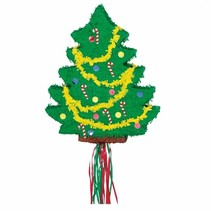 Pinata Kerstboom 48cm