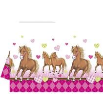 Paarden Tafelkleed Versiering 1,8 meter