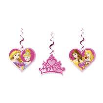 Disney Prinsessen Hangdecoratie Versiering 70cm 3 stuks