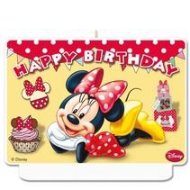 Minnie Mouse Kaars Café 9cm