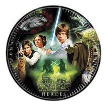 Star Wars Heroes Borden 23cm 8 stuks
