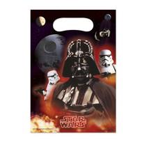 Star Wars Heroes Uitdeelzakjes 6 stuks